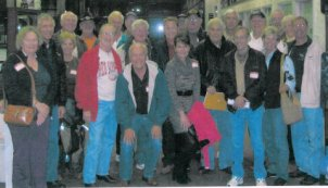 First meeting to organize a Corvette Club in Crossville Tn. November 3 ,2011